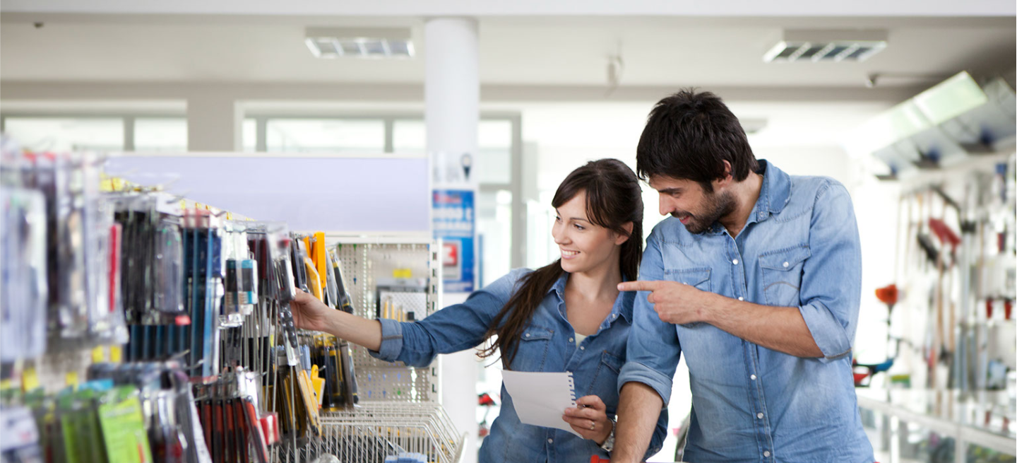 Improving in-store customer experience and backend efficiencies